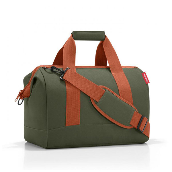 Чанта Allrounder M - Маслинено зелено